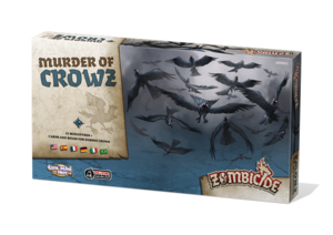 Zombicide black plague - Murder of Crowz