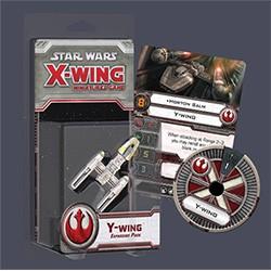 X-Wing : Jeu de Figurines - Chasseur Y-wing