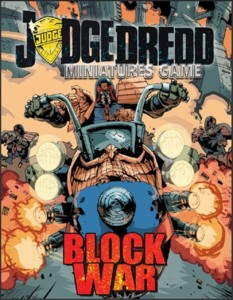 Judge Dredd Miniatures Game: Block War