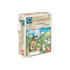Carcassonne ext. 9 : moutons et collines