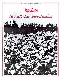 Mai 68 la nuit des barricades