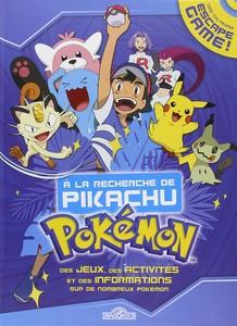 À la recherche de Pikachu