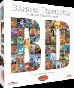 Bandes Dessinées : Le jeu des collectionneurs.