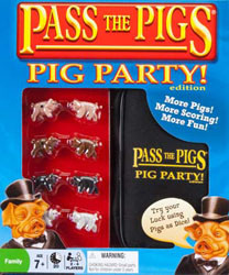 Le jeu de cochons - Party Game