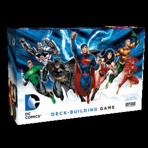 DC Comics - Le jeu de Deck-Building