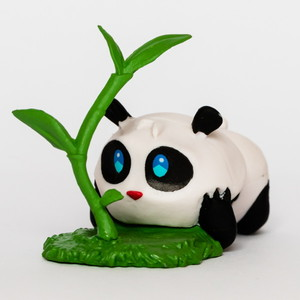 "Takenoko - Extension ""Chibis"" (Collector's Edition) - Bébé Panda ""Dumpling"""