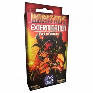 Horizons : Extermination Extension