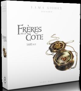 T.I.M.E Stories - Frères de la Côte