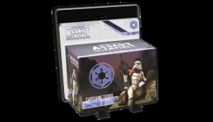 Star Wars - Assaut sur l'Empire : Capitaine Terro