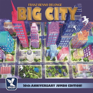 Big City - 20th Anniversary Jumbo Edition