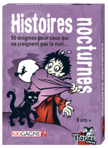 Black Stories Junior : Histoires Nocturnes