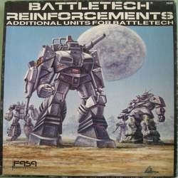 Battletech  Reinforcements