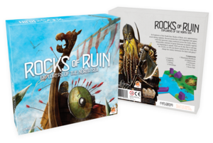 Rocks of Ruin - Explorers of The North Sea