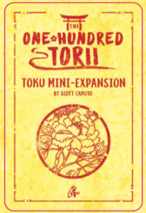 "The One Hundred Torii - Extension ""Toku"""