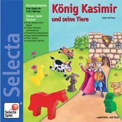 Le roi Casimir et ses animaux
