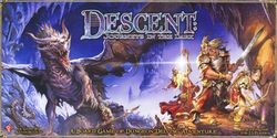 Descent : Journeys in the Dark