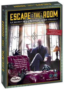 Escape The Room - Le Secret de la Retraite du Dr Gravely