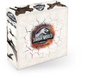 Jurassic World ™ Miniature Game