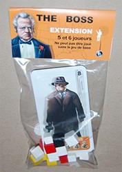 The Boss - Extension 5-6 joueurs