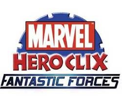Marvel Heroclix - Fantastic Forces  Booster