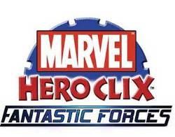 Marvel Heroclix - Fantastic Forces  Booster