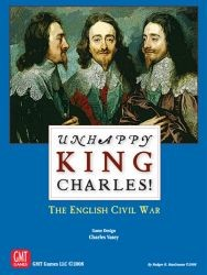 Unhappy King Charles