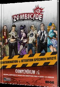 Zombicide : Compendium #1