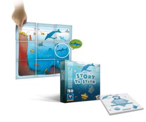 STORY TO STICK - La Mer