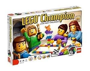 Lego Champion