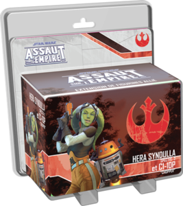 Star Wars - Assaut sur l'Empire : Hera Syndulla et C1-10P