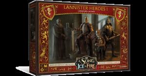 Le Trône de Fer : le Jeu de Figurines - Héros Lannister I