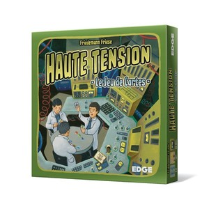 Haute Tension : Le Jeu de Cartes