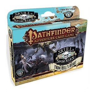 Pathfinder - Skull & Shackles LCG :From Hells Heart