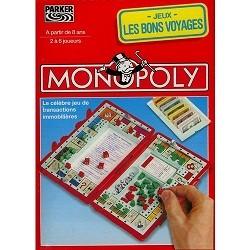 Monopoly - Les bons voyages