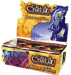 Call of Cthulhu CCG : Arkham Edition