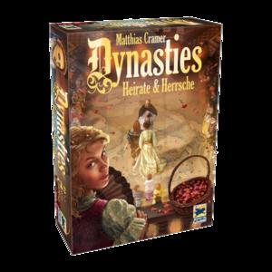 Dynasties: Heirate & Herrsche