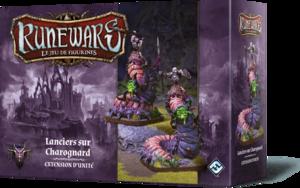 Runewars - Lanciers sur Charognard