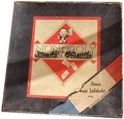 Monopoly - Edition limitée pour nos Soldats