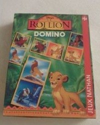 Domino Le roi lion