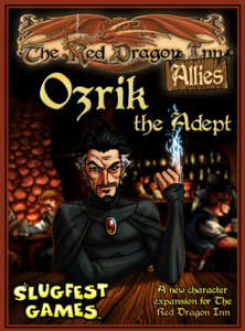 The Red Dragon Inn : Allies - Ozrik the Adept