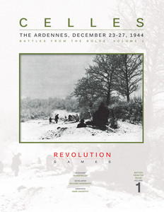 CELLES The Ardennes Dec. 23-27 1944