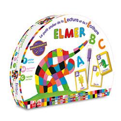 Elmer - petit atelier Lecture & Ecriture