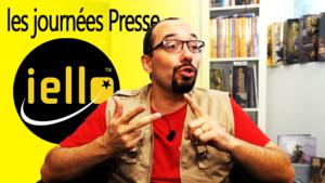 En Vadrouille : Les Journées Presse Iello à Séville