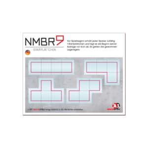 NMBR9 - Starting Tiles