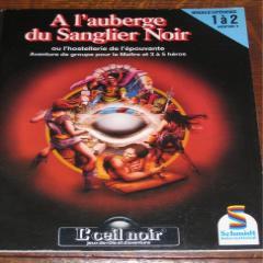 L'Œil Noir - L'Auberge du Sanglier Noir (Schmidt)