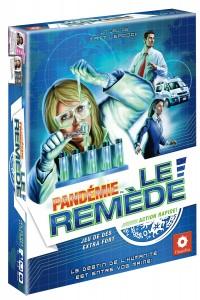 Pandémie : Le Remède