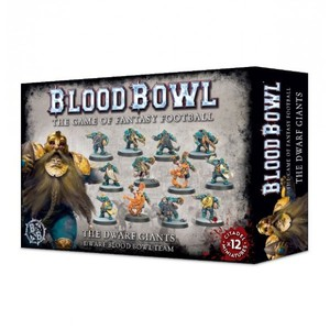 Blood Bowl : The Dwarf Giants