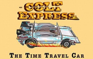 Colt Express - De Lorean