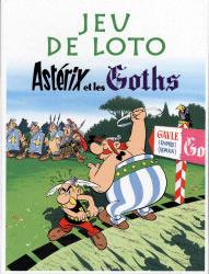 Jeu de Loto - Astérix et les Goths