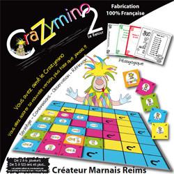 Crazymino 2 - Chiffro-Lettro